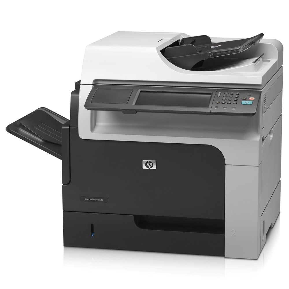 МФУ лезерное ч/б HP LaserJet Enterprise M4555 MFP (CE502A)