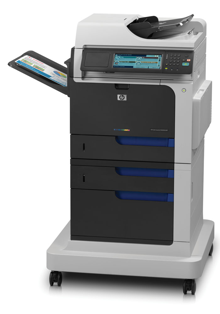 HP Color LaserJet Enterprise CM4540f MFP (CC420A)