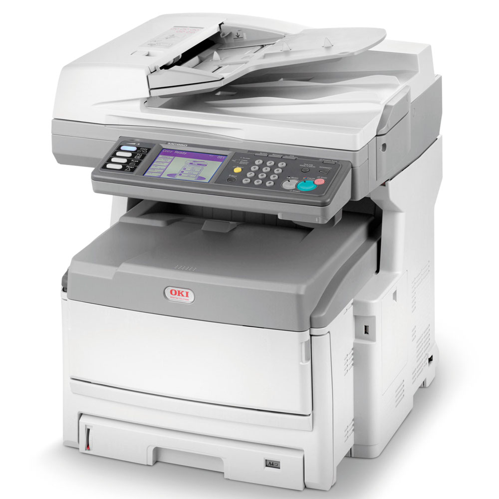 OKI MC860dn color laser (LED) MFP (01236201)