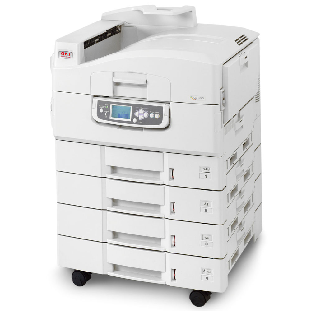 OKI C9850 laser (LED) color MFP (01193501)