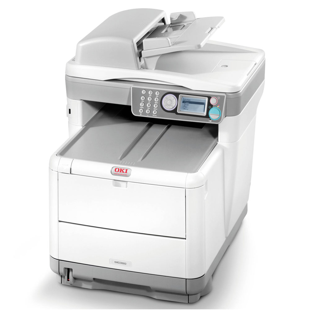 OKI MC360 color laser (LED) MFP (01263701)