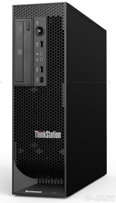Системный блок ThinkStation C20 SSD62RU!!!!!!!!!!!